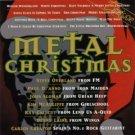 metal christmas - various artists CD 1996 MCA used mint