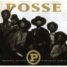 posse - original motion picture soundtrack CD 1993 A&M used
