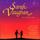 sarah vaughan - mystery of man CD 1995 kokopelli used