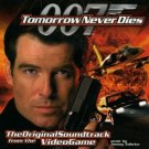 007 tomorrow never dies - original soundtrack from the videogame CD 1999 MGM chapter III used mint