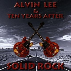 alvin lee & ten years after - solid rock CD 1997 chrysalis capitol used mint