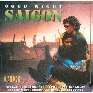 good night saigon CD 3 - various artists CD 1994 disky used mint
