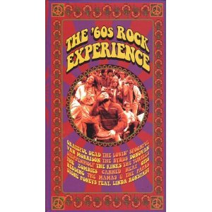 '60s rock experience CD 3-disc boxset with booklet 2005 shout factory used mint