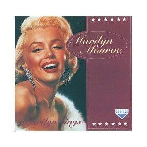 marilyn monroe - marilyn sings CD 1994 charly UK used mint