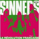 les sinners - la revolution francaise vol. 1 CD disques merite quebec used mint