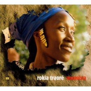 rokia traore - mouneissa CD 1998 indigo france used mint