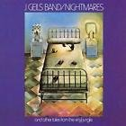 j geils band - nightmares --- and other tales from the vinyl jungle CD 1974 1995 atlantic used mint