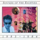 sounds of the eighties 1983 - 1984 CD 1995 time life cema used mint