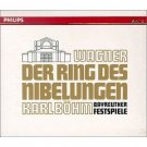 Wagner - Der Ring des Nibelungen WWV 86a-d 1966 - 1967 CD 14-disc box 1990 philips germany new