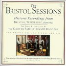 Bristol Sessions Historic Recordings from Bristol Tennessee CD 2-discs 1991 CMF