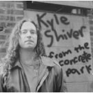 kyle shiver - from the concrete park CD 1998 used mint