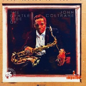 john coltrane - the gentle side of john coltrane CD 1991 grp used mint