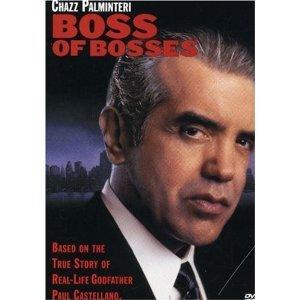boss of bosses - chazz palminteri DVD 2001 TNT WB used near mint