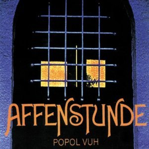 popol vuh - affenstunde CD 1992 tempel spalax france 5 tracks used mint