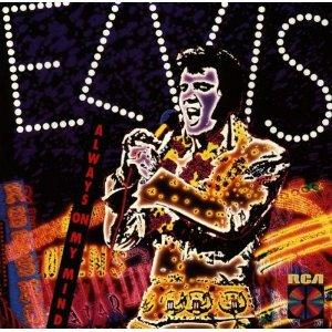 elvis presley - always on my mind CD 1985 RCA used mint