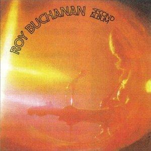 roy buchanan - second album CD 1973 1990 polygram used mint