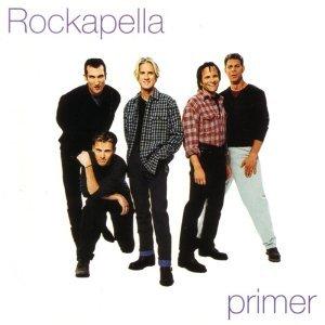 rockapella - primer CD 1995 used mint