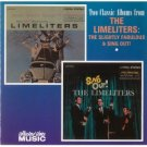 limeliters - slightly fabulous & sing out! CD 1996 Collectors Choice used mint