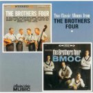 brothers four - brothers four & BMOC CD 1997 sony collectors choice used mint