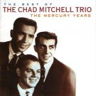 best of chad mitchell trio - mercury years CD 1998 mercury polygram used mint