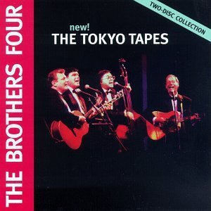 brothers four - tokyo tapes CD 2-discs 1997 folk era used mint