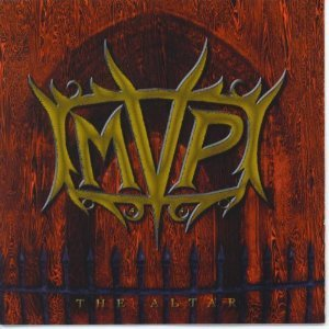 MVP - the altar CD 2002 avalon marquee japan 13 tracks used mint