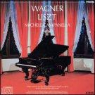 wagner liszt - michele campanella CD 1985 acanta pilz used mint