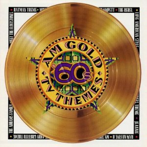 am gold - TV themes of the '60s CD 1996 MCA time life 24 tracks new factory sealed