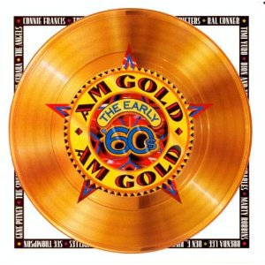 am gold the early '60s CD 1992 warner time life used mint