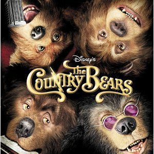 country bears - soundtrack CD 2002 disney used mint barcode punched
