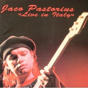 jaco pastorius - live in italy CD 1991 jazzpoint germany used mint