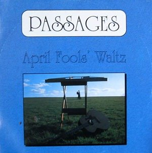passages - april fools waltz CD 1989 amallama used mint