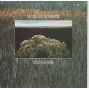 rubaja and hernandez - high plateaux CD 1987 windham hill used mint