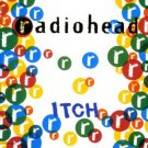 radiohead - itch CD 1994 toshiba emi japan used mint