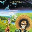 van morrison - hard nose the highway CD 1973 1997 warner caledonia used mint