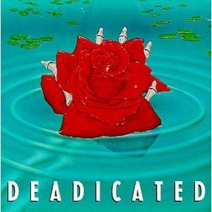 deadicated - a tribute to grateful dead CD 1991 arista used mint