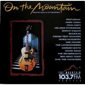on the mountain - various artists CD 1994 KMTT collectors edition used mint