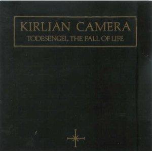 kirlian camera - todesengel the fall of life CD 1991 blue rain heaven's gate used mint