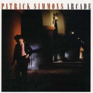 patrick simmons - arcade CD 1983 2007 wounded bird elektra used mint