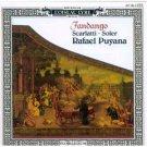 fandango - scarlatti and soler - rafael puyana CD 1990 decca w germany l'oiseau-lyre used mint