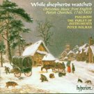 While Shepherds Watched - holman CD 1996 hyperion 1999 MHS new