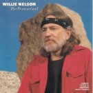 willie nelson - promisedland CD 1986 CBS columbia 11 tracks used mint