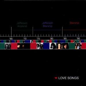 jefferson airplane jefferson starship starship - love songs CD 2000 RCA used mint