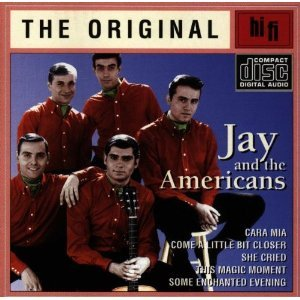 jay and the americans - original CD 1998 disky import 18 tracks used mint