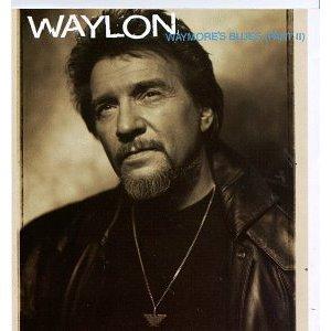 waylon jennings - waymore's blues part II CD 1994 RCA used mint