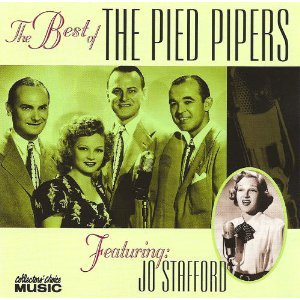 best of the pied pipers featuring jo stafford CD 1997 EMI collector's choice 25 tracks used mint