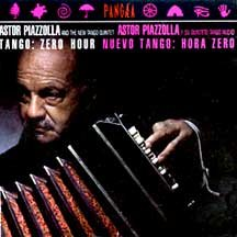 astor piazzolla - tango zero hour CD 1986  american clave IRS used mint