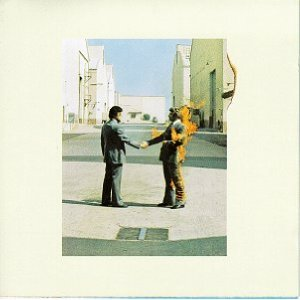 pink floyd - wish you were here GOLD CD 1975 1993 columbia legacy SBM master sound used mint
