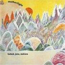 motherlight - bobak jons malone CD merlin UK 8 tracks new