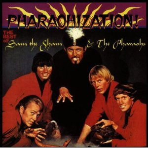 best of sam the sham & the pharaohs - pharaohization CD 1998 rhino used mint